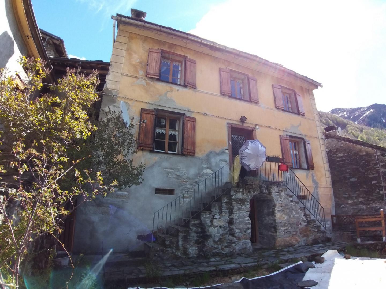Casa indipendente a Rimasco Campo Ragozzi